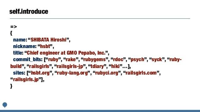 How DSL works on Ruby Slide 3