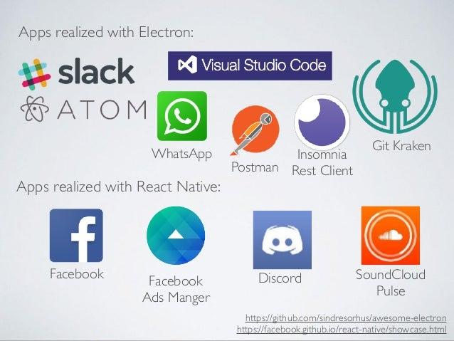 JavaScript - The Universal Platform?
