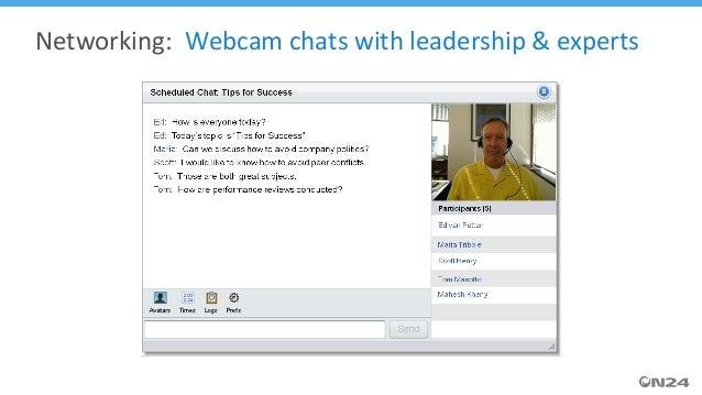 Webcam-Chats