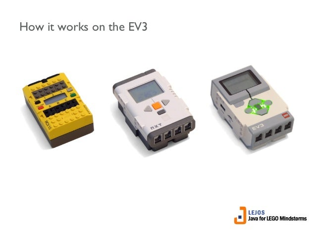 How it works on the EV3
