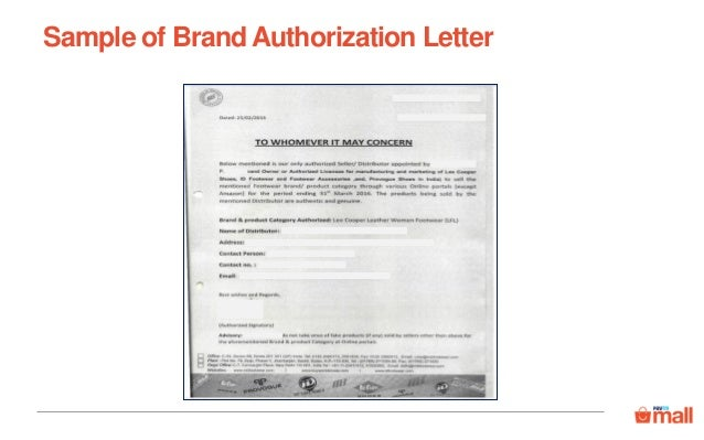 Documents verification sample of trade mark certificate 5 sample of brand authorization letter spiritdancerdesigns Image collections
