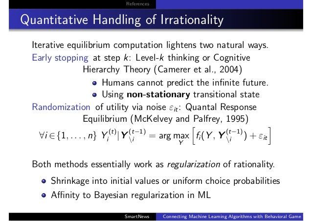 References Quantitative Handling of Irrationality Iterative equilibrium computation lightens two natural ways. Early stopp...