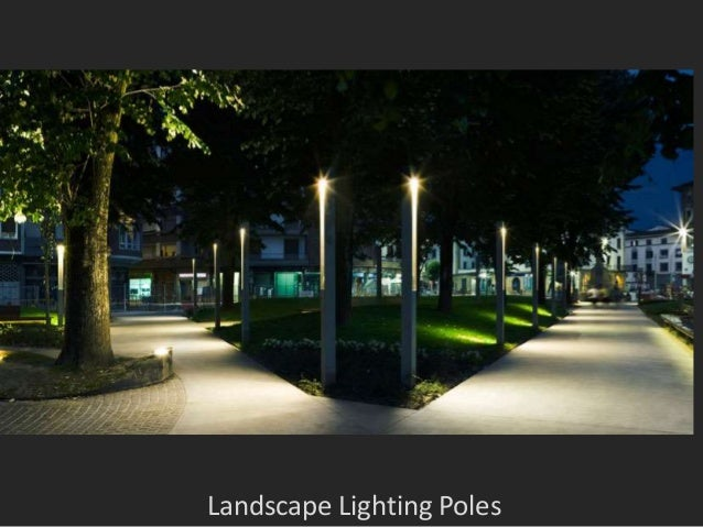 Security Lighting; 48. : lighting landscape architecture - azcodes.com