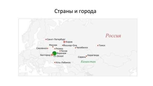 Виктория Логачева. Организация работы с удалённой командой. РИФ-Воронеж 2016 Slide 3
