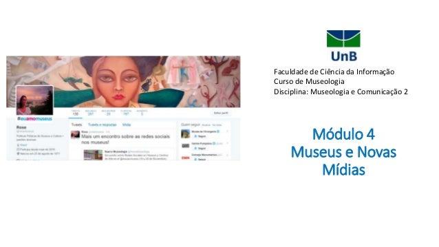 Museus & Novas Mídias Slide 2