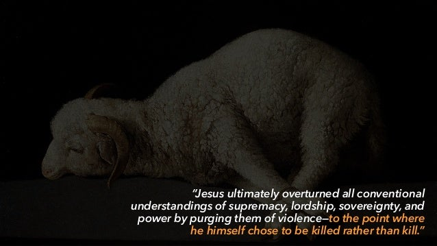 POWER PERFECTED IN WEAKNESS And being found in human form, 8 he humbled himself and became obedient to the point of death—...