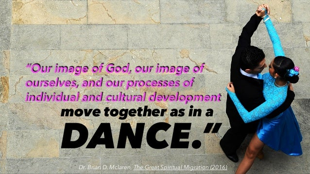 OUR FAITH VILLAGE: WHERE WE ALL KEEP DANCING WITH OUR EVOLVING IMAGES OF GOD Our Evolving Understanding of God Love the On...