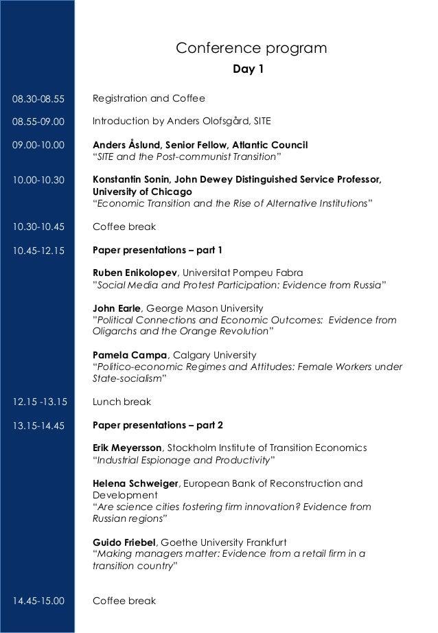 SITE Academic Conference 2016 Slide 3