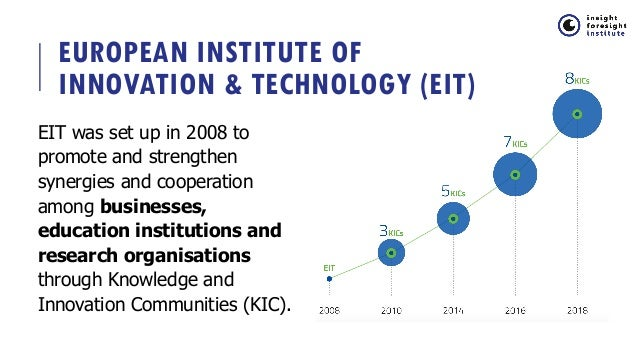 EUROPEAN INSTITUTE OF INNOVATION AND TECHNOLOGY: POLICY EXPERIMENTATION FOR PAN-EUROPEAN INNOVATION ECOSYSTEMS  Slide 2
