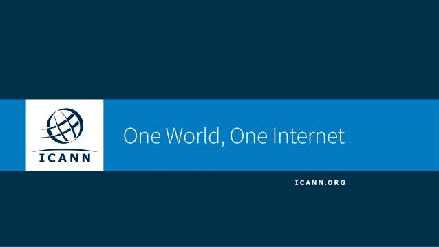 YES WE CAN understand ICANN. (20161203 NISOC)