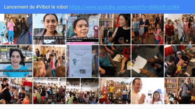 @margaridaromero Robot : Artefacts physiques et numériques composés de capteurs collectant certaines données (par exemple,...