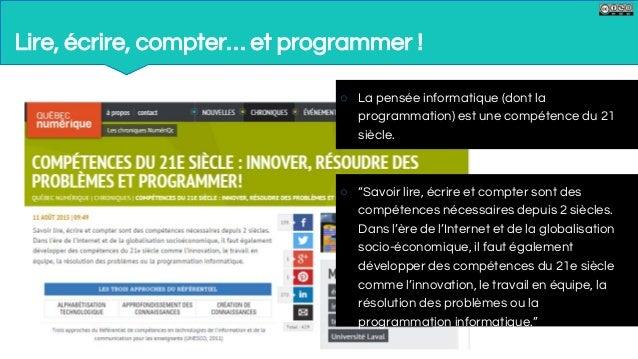 20161205 La programmation créative interdisciplinaire.
