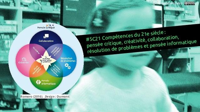 #5C21 Compétences du 21e siècle : pensée critique, créativité, collaboration, résolution de problèmes et pensée informatiq...