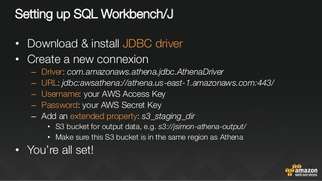 An overview of Amazon Athena
