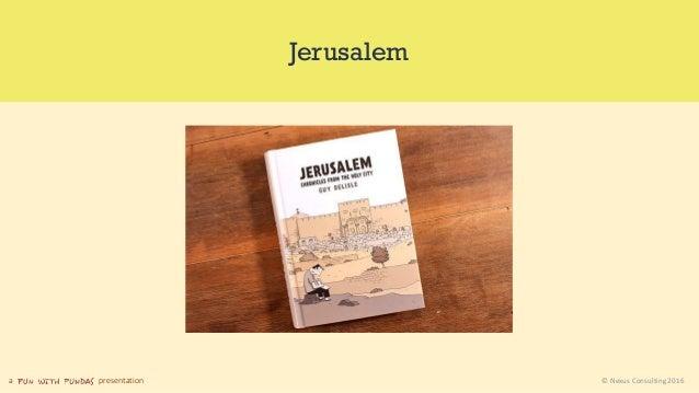 a presentation © Nexus Consulting 2016 Jerusalem