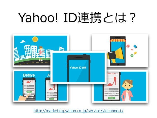 Yahoo! ID連携  利利⽤用実績