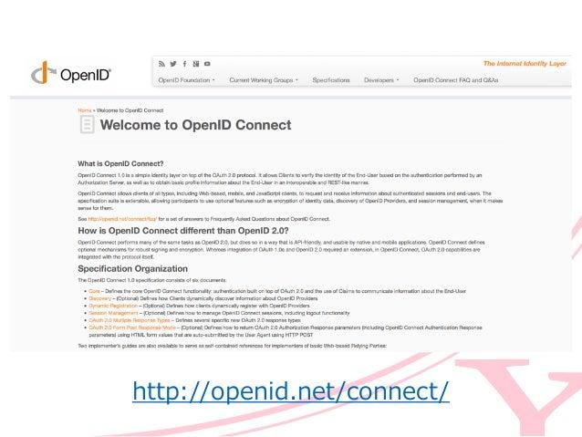 OpenID Connectの流流れ