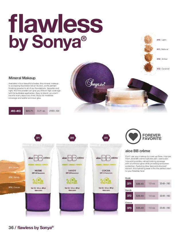 Aloe Vera Product Catalog 2017 From Forever Living Products