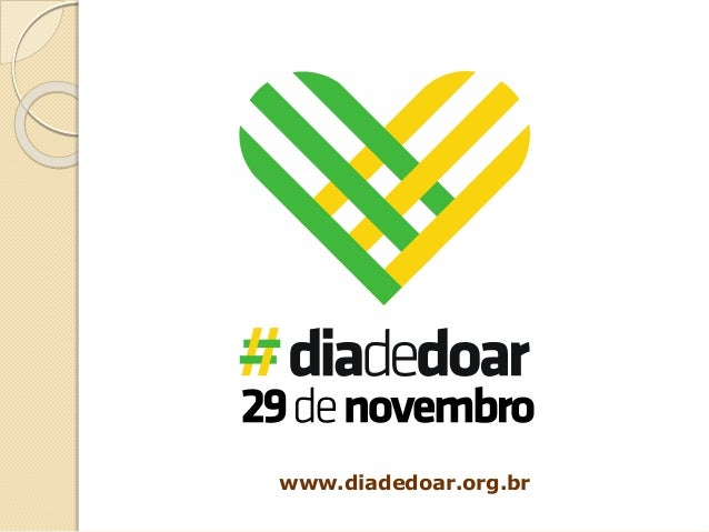 www.diadedoar.org.br