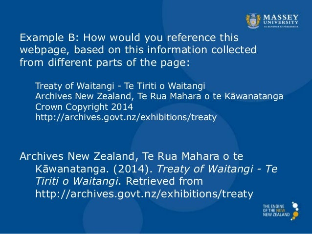 essay about the treaty of waitangi As part of stuff's series examining the treaty of waitangi settlement process, we are publishing a series of short oral essays about the treaty and its impact on our shared country.