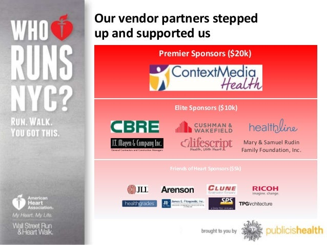 Publicis health american heart association fundraising results toneelgroepblik Image collections