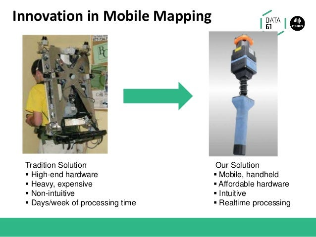 Tradition Solution  High-end hardware  Heavy, expensive  Non-intuitive  Days/week of processing time Our Solution  Mo...
