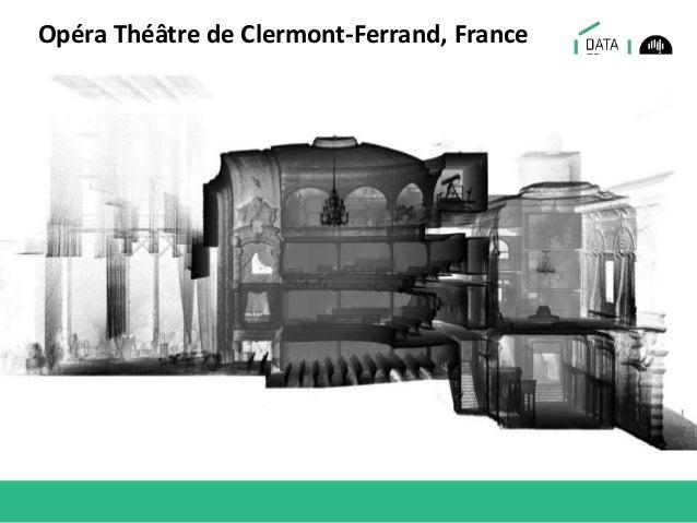 Opéra Théâtre de Clermont-Ferrand, France