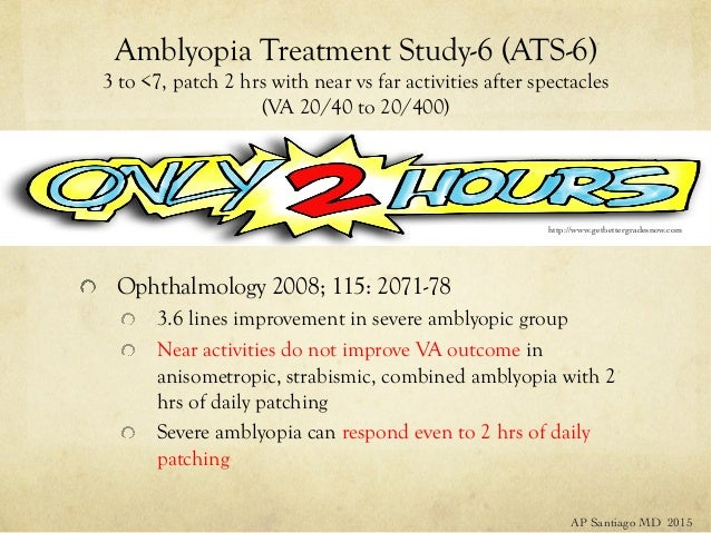 Amblyopia - Wikipedia