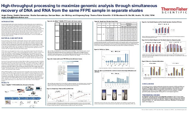 High-throughput processing to maximize genomic analysis through simul…