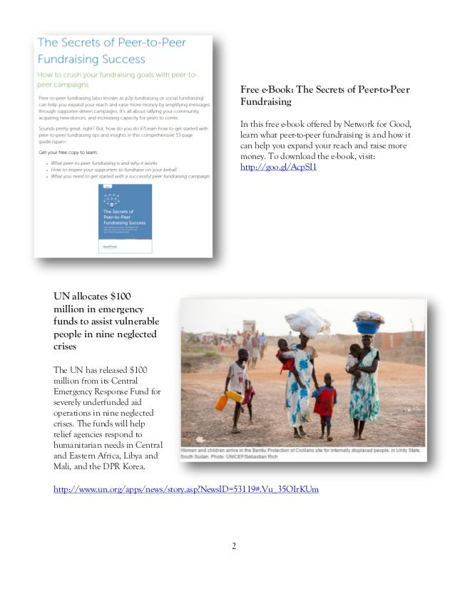 Accounting For Ngos