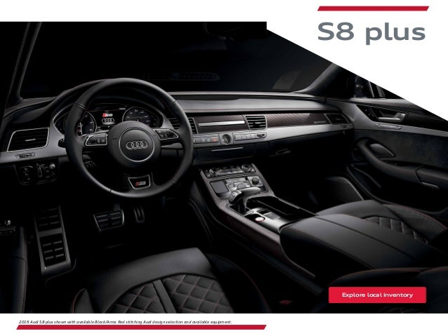 2016 audi a8 brochure audi for sale orange county. Black Bedroom Furniture Sets. Home Design Ideas