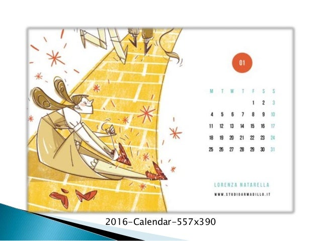 Best Calendar Design : Best calendar designs
