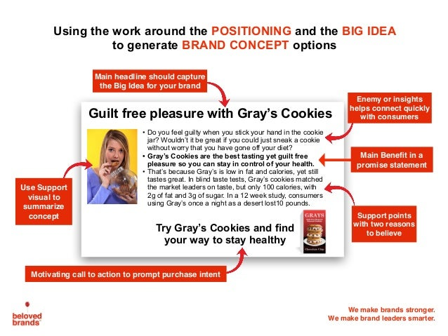 We make brands stronger. We make brand leaders smarter. Guilt free pleasure with Gray's Cookies Try Gray's Cookies and fin...