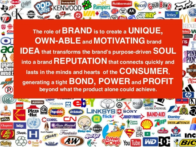 We make brands better. We make brand leaders better. The role of BRAND is to create a UNIQUE, OWN-ABLE and MOTIVATING bran...