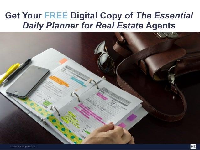 Real Estate Business Plan Sample