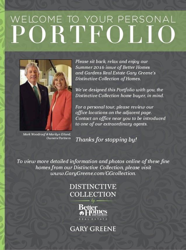 2016 Portfolio Of Luxury Homes - Houston and The Woodlands - BHGRE Gary Greene Slide 2