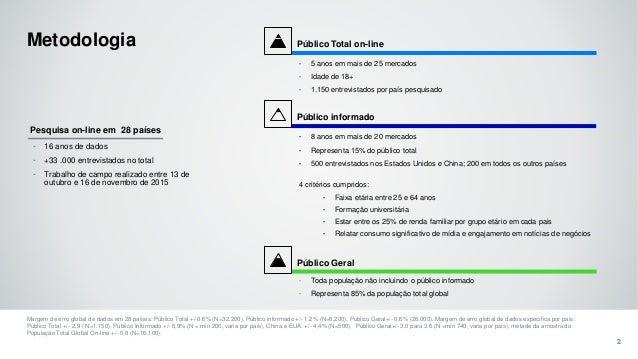 2016 Edelman Trust Barometer - Brazilian Results Slide 2