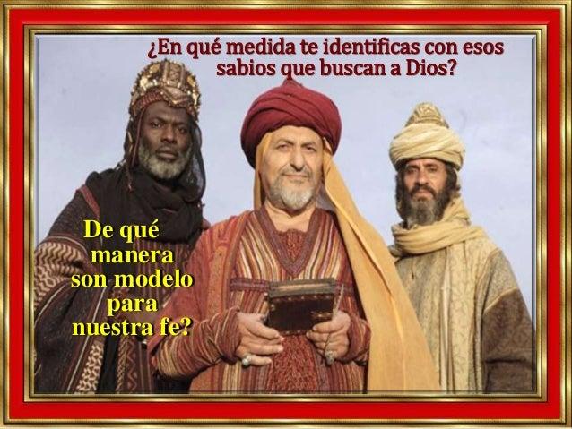 ¿qué hacer para encontrar al Señor? A la luz del testimonio de los Magos, ¿cuál es el proceso que debemos recorrer para en...