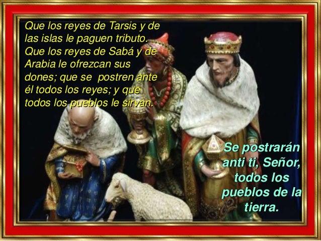 Niño Señor Dios nuestro, que de la misma manera que los Magos de oriente se postraron ante tu HIJO, adorándolo y ofreciénd...