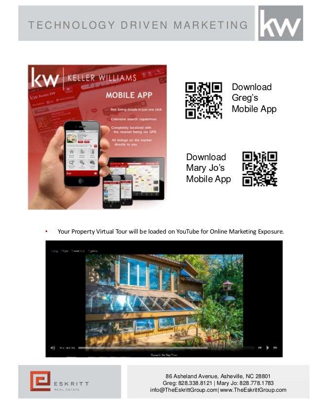 2016 eskritt listing presentation, Presentation templates