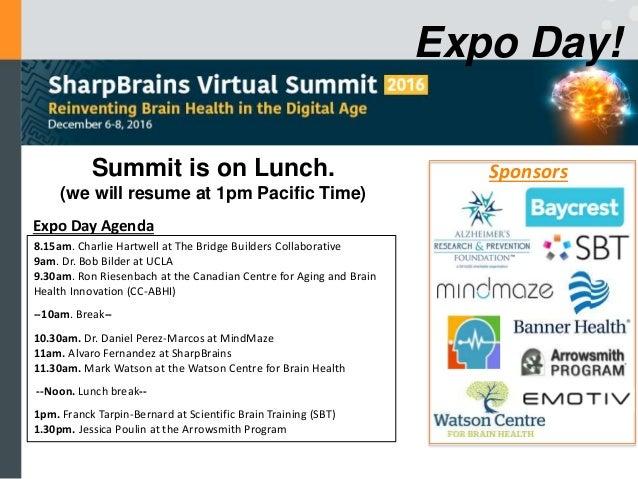 Expo Day: Happy Neuron and Arrowsmith Program Slide 2