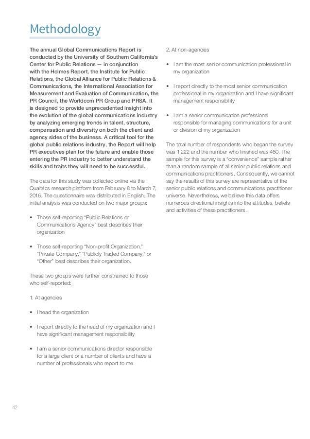 Part II: 2016 Global PR Agency Rankings
