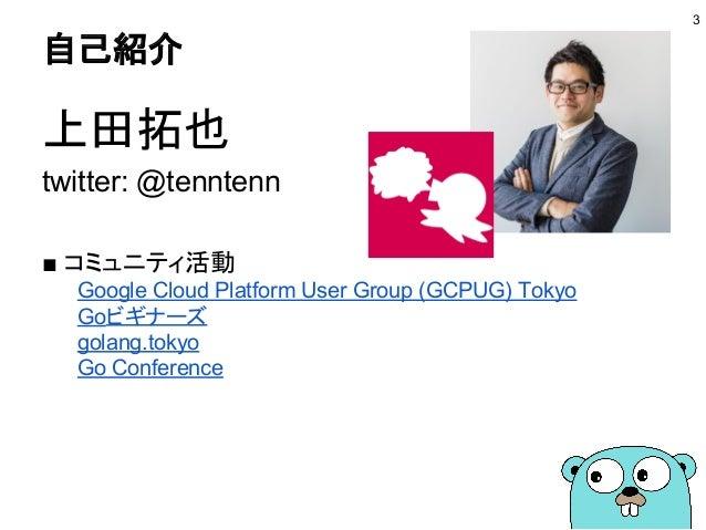 Go入門 Slide 3
