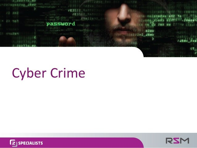 an overview of the computer crimes in the modern world Cybercrime and what delineates it from other real world and cyber threats  and  capabilities to combat modern day crime—particularly those with  report 97- 1025, cybercrime: an overview of the federal computer fraud.