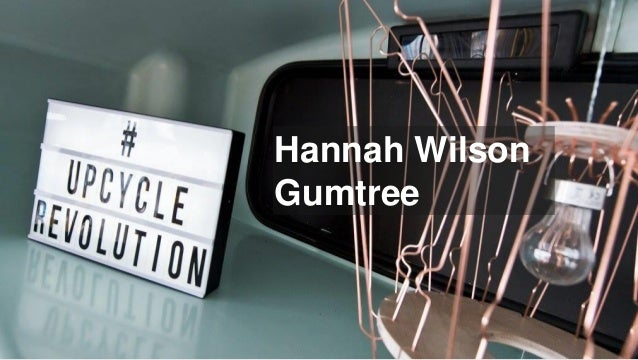 Hannah Wilson Gumtree