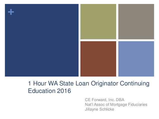 Mortgage Loan Originator Violations