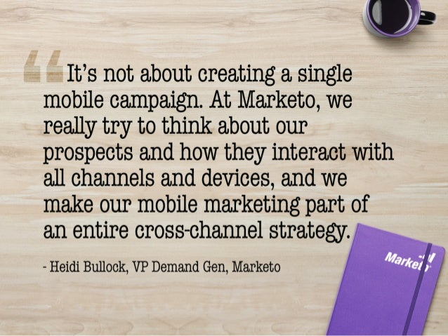 What's Your Mobile Marketing Resolution For 2016? Slide 3