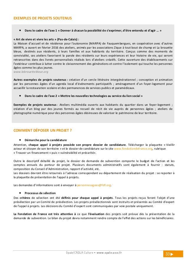 27 Fondations Susceptibles De Soutenir Des Projets Artistiques Et Cul