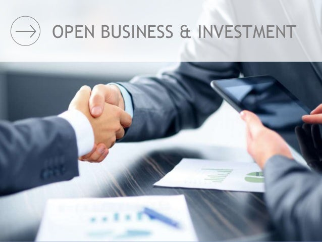 OPEN BUSINESS & INVESTMENT
