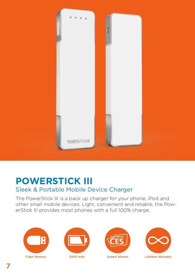 2016 Powerstick Com Product Catalog
